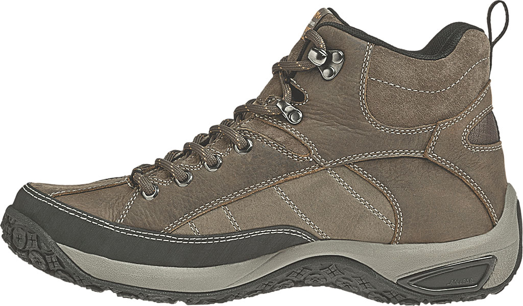 Men's Dunham Lawrence, Brown Full Grain Leather, large, image 3