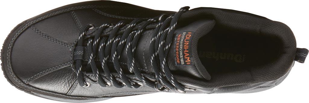 Men's Dunham Lawrence, Black Leather, large, image 4