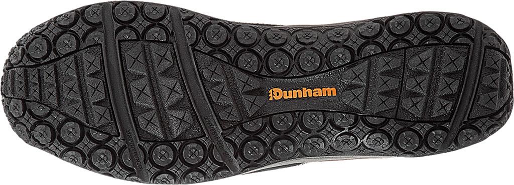 Men's Dunham Lawrence Steel Toe, Dark Brown Full Grain Leather, large, image 4