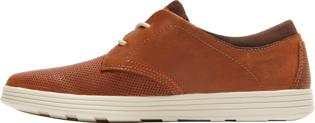 Men's Dunham Colchester Oxford, Brown Leather, large, image 3