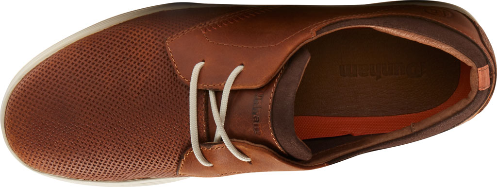 Men's Dunham Colchester Oxford, Brown Leather, large, image 4