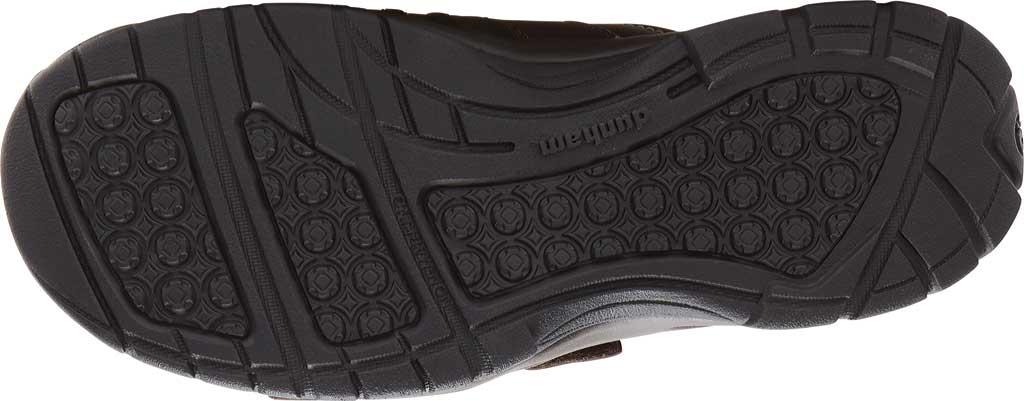 Men's Dunham Newport Slide, Dark Brown Leather, large, image 5