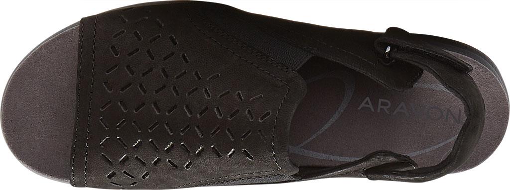 Women's Aravon Beaumont Peep Sling Sandal, , large, image 4