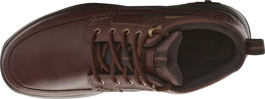 Men's Dunham 8000 Mid Boot, Dark Brown Leather, large, image 4
