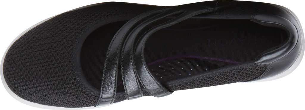 Women's Aravon PC Mary Jane, Black Knit, large, image 4