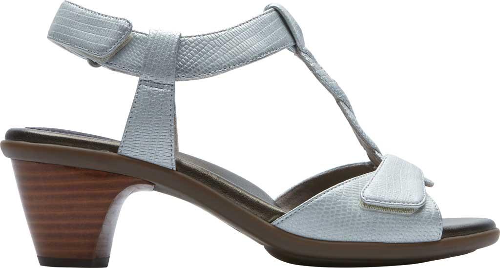 Women's Aravon Medici T Strap Heeled Sandal, , large, image 2