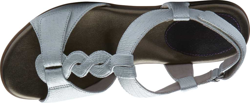 Women's Aravon Medici T Strap Heeled Sandal, , large, image 4