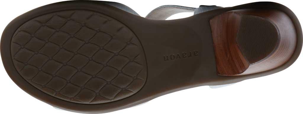 Women's Aravon Medici T Strap Heeled Sandal, , large, image 5