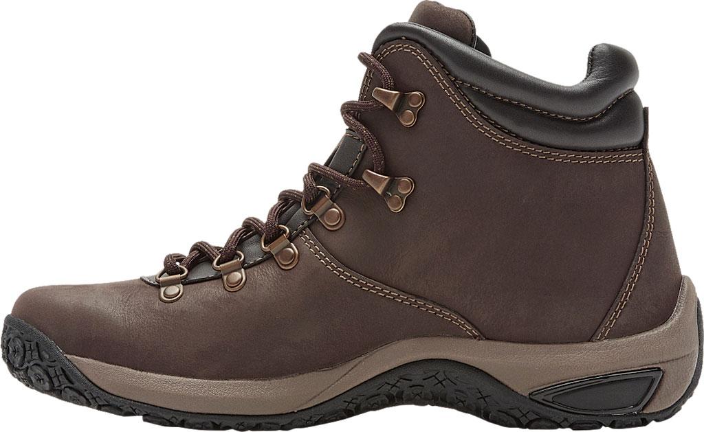 Men's Dunham Ludlow Plain Toe Boot, Brown Full Grain Leather, large, image 3