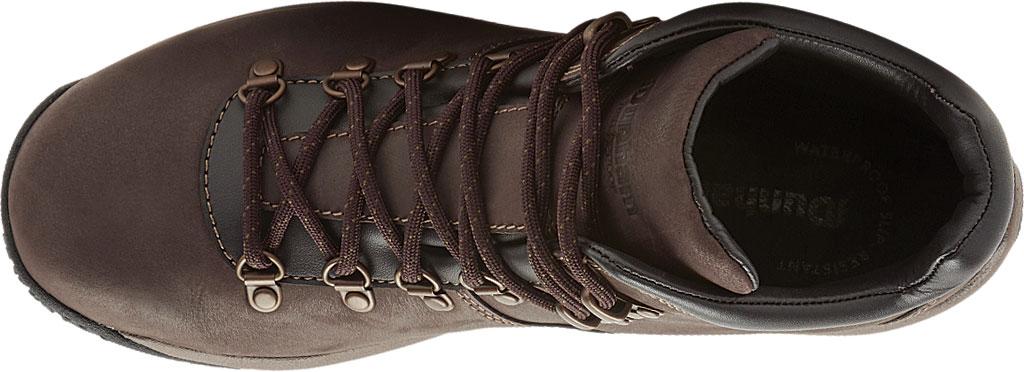Men's Dunham Ludlow Plain Toe Boot, Brown Full Grain Leather, large, image 4
