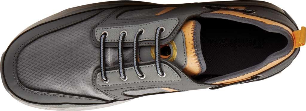 Men's Dunham Captain Sport Sneaker, Grey Textile, large, image 4
