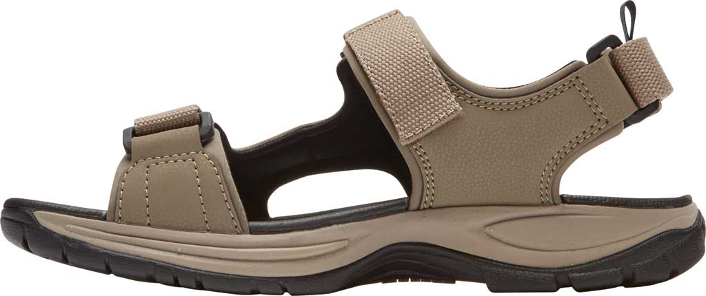 Men's Dunham Nolan Water Friendly Active Sandal, , large, image 3