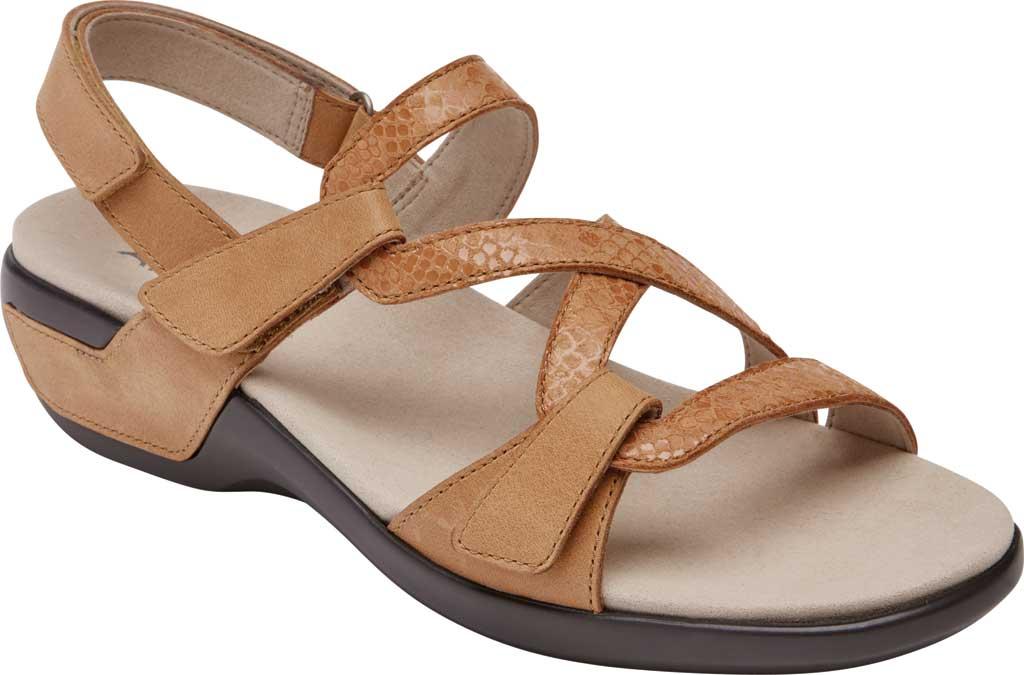 Women's Aravon Power Comfort S Strap Sandal, , large, image 1