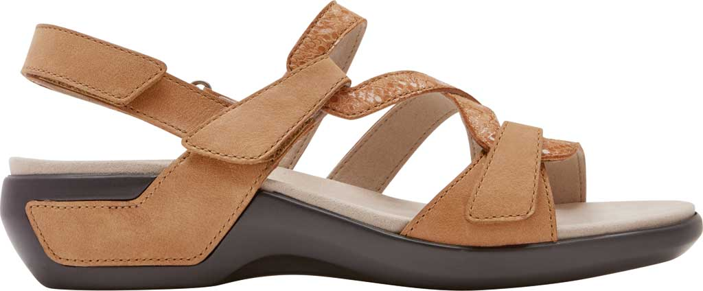 Women's Aravon Power Comfort S Strap Sandal, , large, image 2