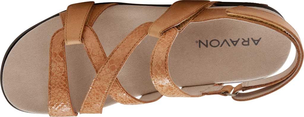 Women's Aravon Power Comfort S Strap Sandal, , large, image 4
