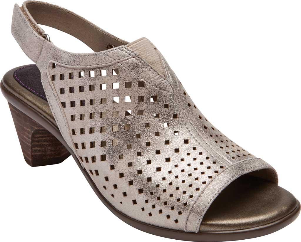 Women's Aravon Medici Peep Slingback Sandal, , large, image 1