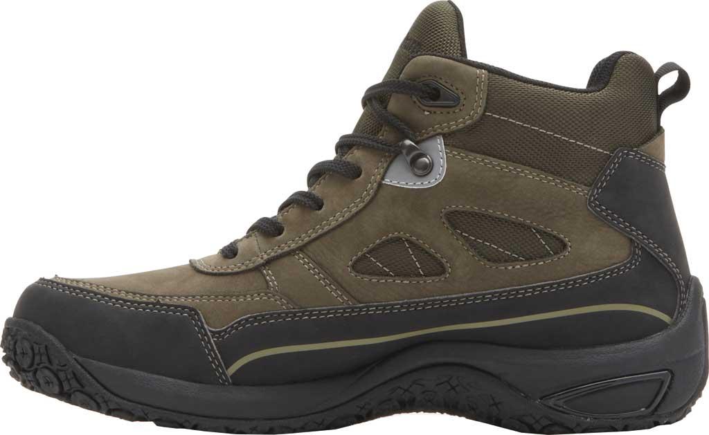 Men's Dunham Cloud Plus Mid II Ankle Boot, Breen Nubuck, large, image 3