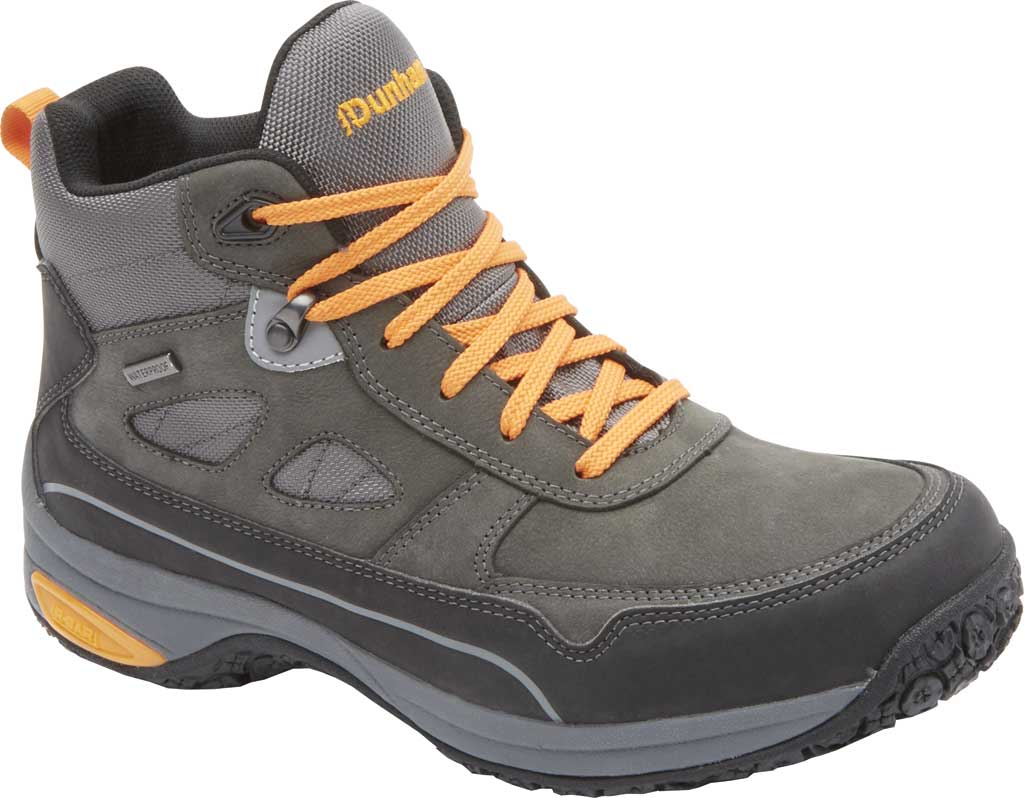 Men's Dunham Cloud Plus Mid II Ankle Boot, Castlerock Nubuck, large, image 1