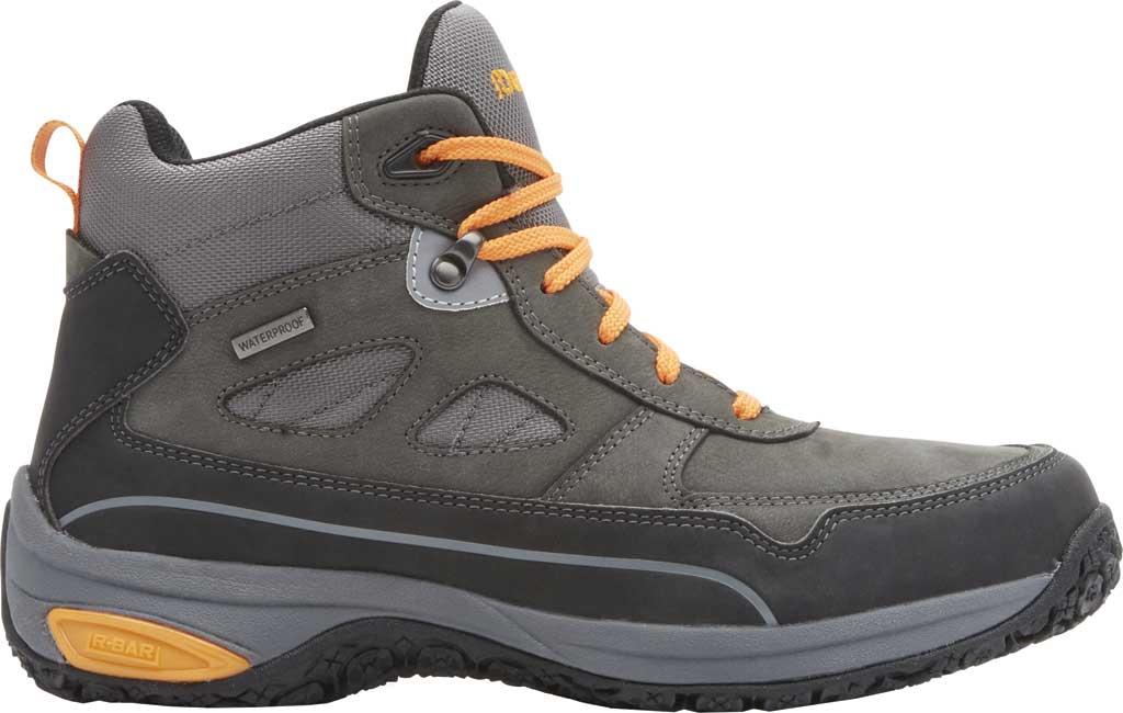 Men's Dunham Cloud Plus Mid II Ankle Boot, Castlerock Nubuck, large, image 2