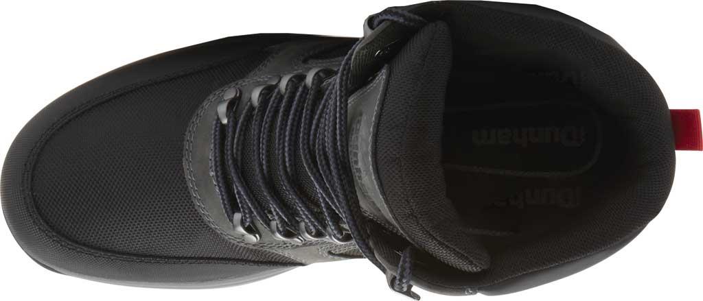 "Men's Dunham 8000WORKS 8"" U-Bal Work Boot, Black/Castlerock Leather, large, image 4"