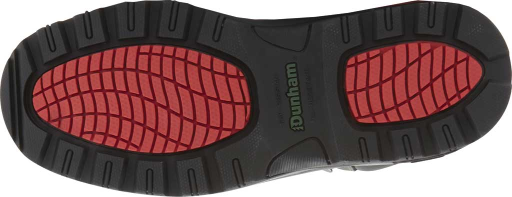"Men's Dunham 8000WORKS 8"" U-Bal Work Boot, Black/Castlerock Leather, large, image 5"