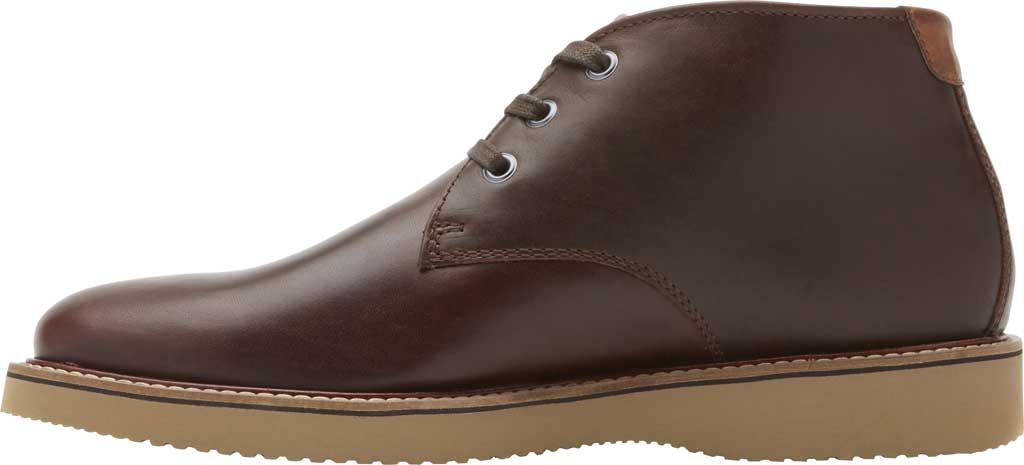 Men's Dunham Clyde Chukka Boot, Saddle Brown Full Grain Leather, large, image 3