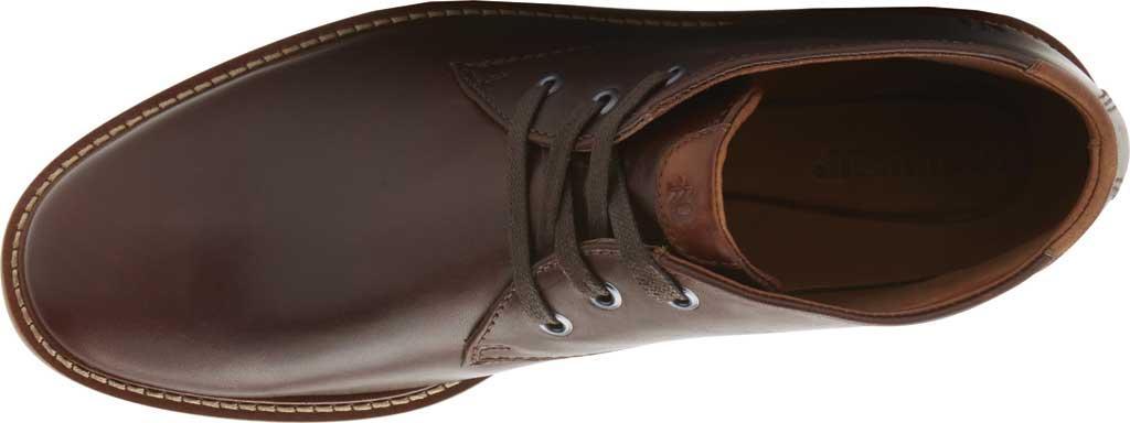 Men's Dunham Clyde Chukka Boot, Saddle Brown Full Grain Leather, large, image 4