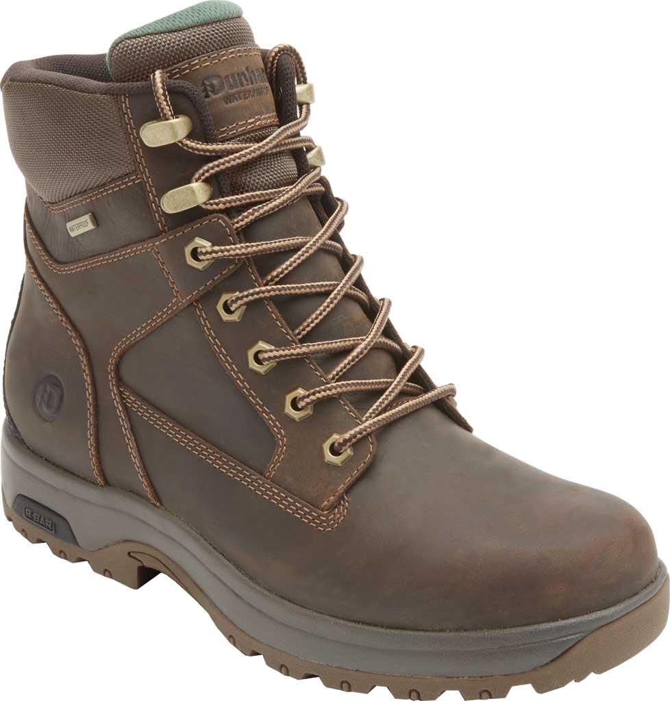 "Men's Dunham 8000WORKS 6"" Plain Toe Work Boot, , large, image 1"