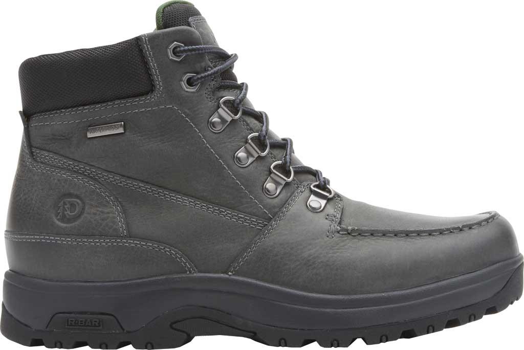 Men's Dunham 8000 WORKS Moc Toe Work Boot, Castlerock Leather, large, image 2