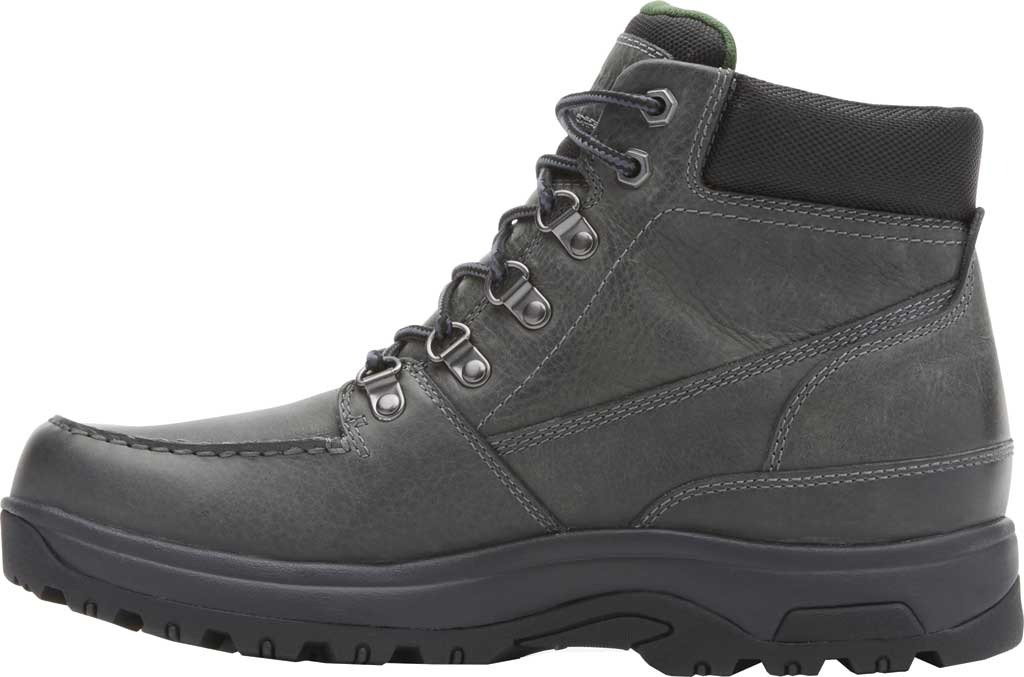 Men's Dunham 8000 WORKS Moc Toe Work Boot, Castlerock Leather, large, image 3