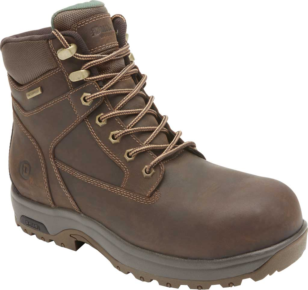 """Men's Dunham 8000WORKS Safety 6"""" Composite Toe Boot Boot, , large, image 1"""