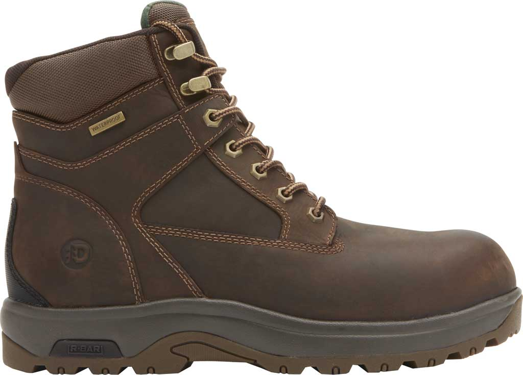 """Men's Dunham 8000WORKS Safety 6"""" Composite Toe Boot Boot, , large, image 2"""