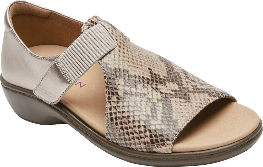 Women's Aravon Duxbury T-Strap Sandal, , large, image 1