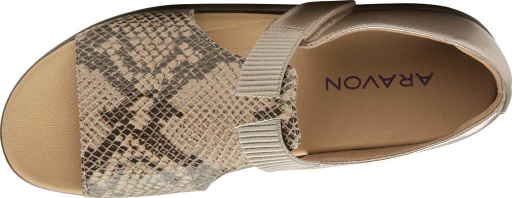 Women's Aravon Duxbury T-Strap Sandal, , large, image 4