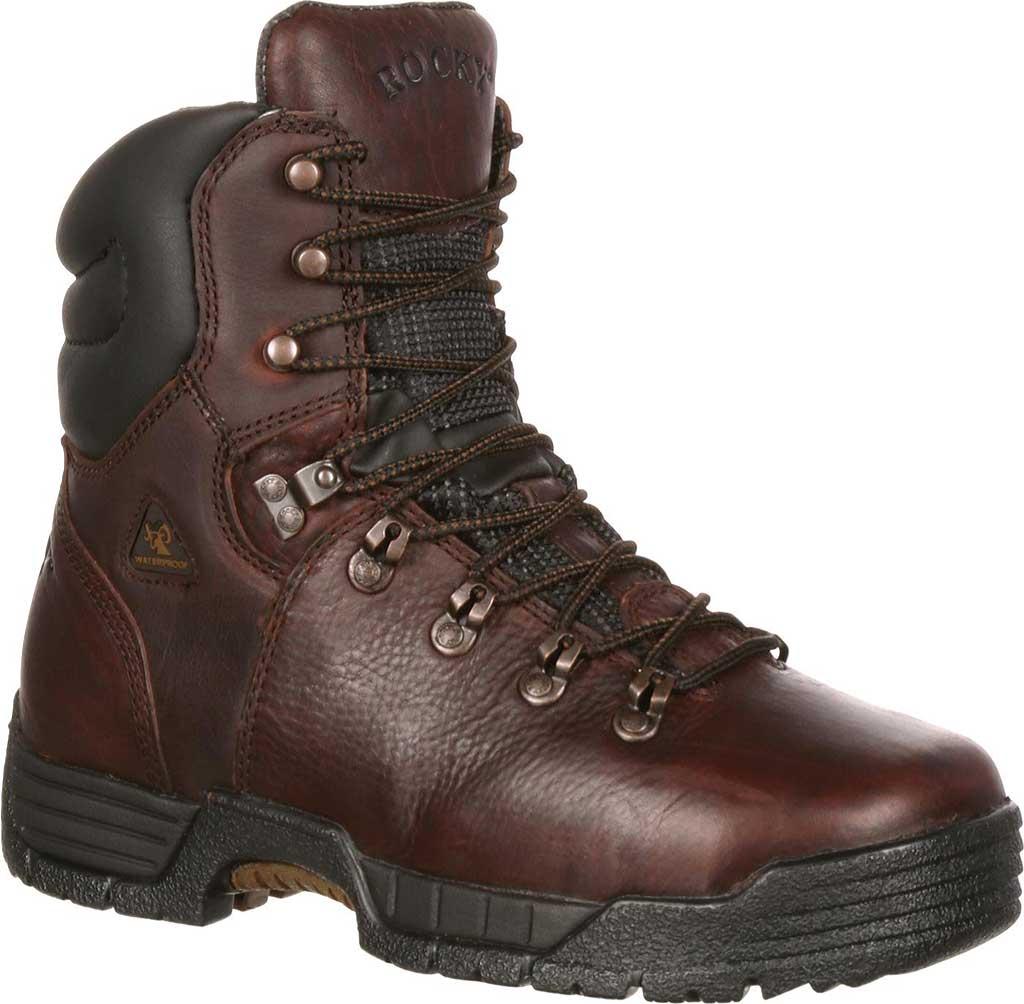 "Men's Rocky 8"" MobiLite 6115 Boot, Deer Brown, large, image 1"