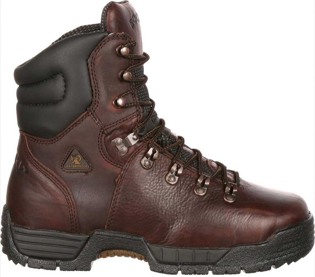 "Men's Rocky 8"" MobiLite 6115 Boot, Deer Brown, large, image 2"