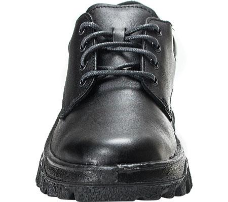 Men's Rocky TMC Plain Toe Oxford 5000, Black Leather, large, image 4
