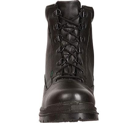 "Men's Rocky 8"" Eliminator 81321, Black Leather, large, image 4"