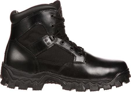 "Men's Rocky 6"" AlphaForce 2167, Black Leather, large, image 2"