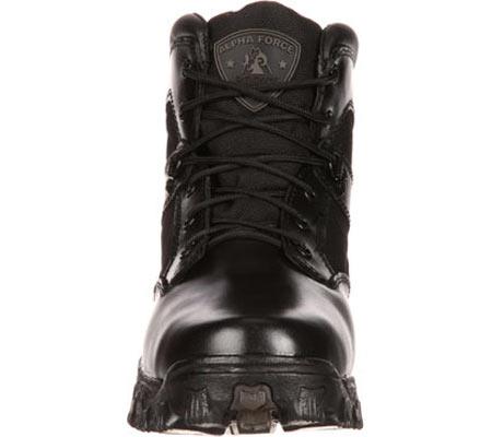 "Men's Rocky 6"" AlphaForce 2167, Black Leather, large, image 4"