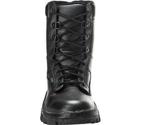 "Men's Rocky 8"" TMC Plain Toe 5010, Black Leather, large, image 4"