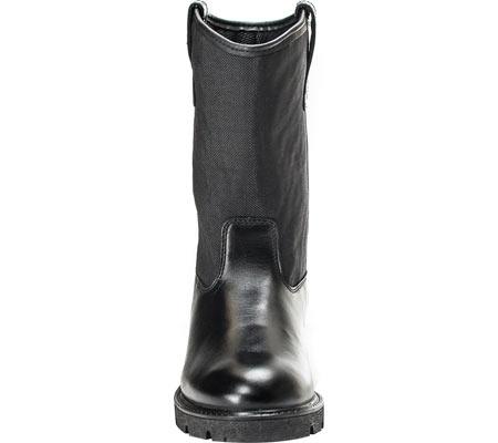 "Men's Rocky Wellington 10"" Work Boot 6300, Black Cordura, large, image 4"
