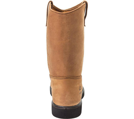 "Men's Georgia Boot G44 11"" Comfort Core Wellington Boot, Tan Cheyenne SPR Leather, large, image 5"
