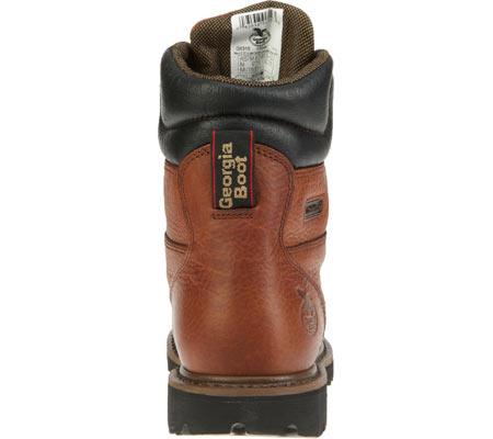 "Men's Georgia Boot G83 8"" Metatarsal Comfort Core Welt Work Boot, Greasy Briar Full Grain Leather, large, image 4"