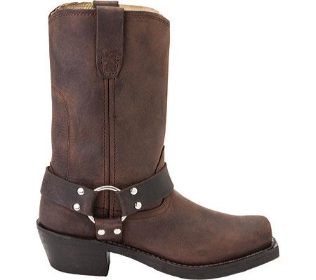 Women's Durango Boot RD594 10, Gaucho Distress Leather, large, image 2