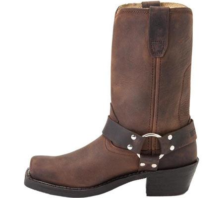 Women's Durango Boot RD594 10, Gaucho Distress Leather, large, image 3