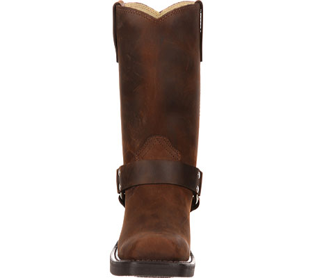Women's Durango Boot RD594 10, Gaucho Distress Leather, large, image 4