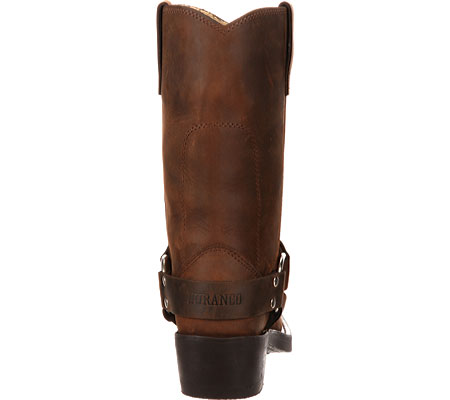 Women's Durango Boot RD594 10, Gaucho Distress Leather, large, image 5
