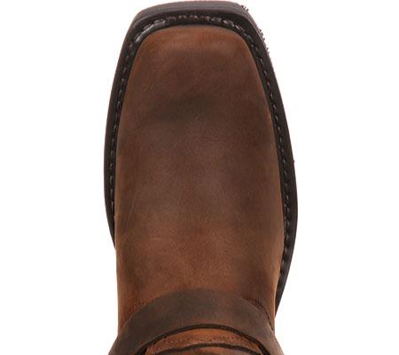 Women's Durango Boot RD594 10, Gaucho Distress Leather, large, image 6