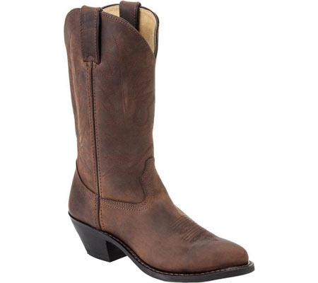 Women's Durango Boot RD4112 11, Tan Distress Leather, large, image 1